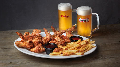 Big size wings