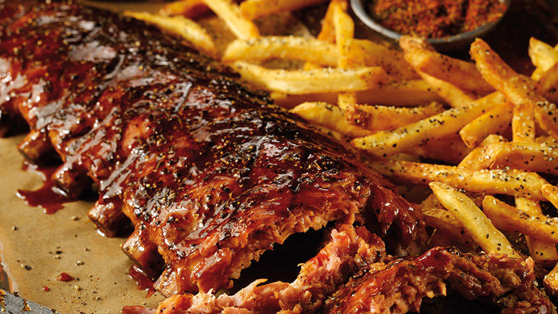 Chipotle Ribs