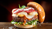Italian Stackhouse Burger